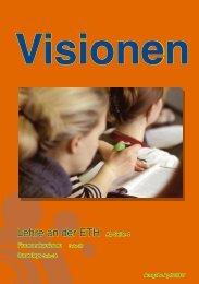 Lehre an der ETH Ab Seite 4 - Vis - ETH Zürich