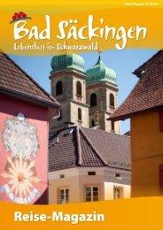 Reisemagazin - Bad Säckingen