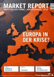 EUROPA IN DER KRISE? - Hanseatic Brokerhouse