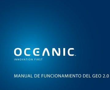 MANUAL DE FUNCIONAMIENTO DEL GEO 2.0 - Oceanic