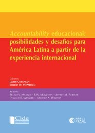 Accountability - Inter-American Dialogue