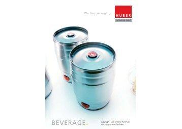 BEVERAGE - HUBER Packaging Group