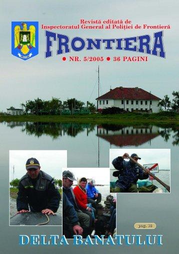 Nr 5-2005 amma.qxd - Politia de Frontiera