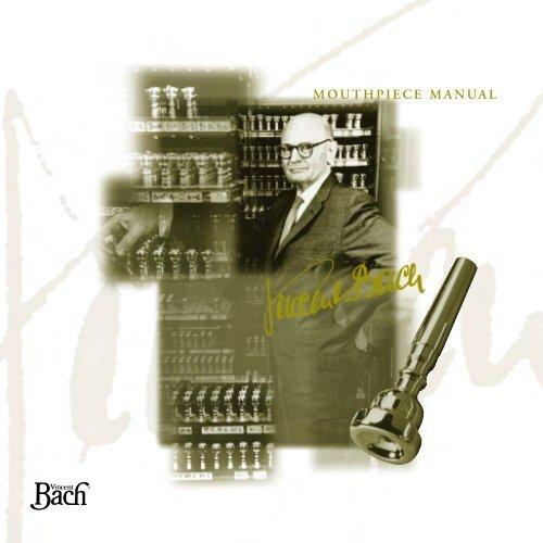"Genuine Bach 1-1//4G Silver Large Trombone Mouthpiece .276/"" Throat 429 Backbore"