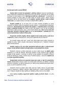Změny v oblasti státní sociální politiky - ČMKOS - Page 4
