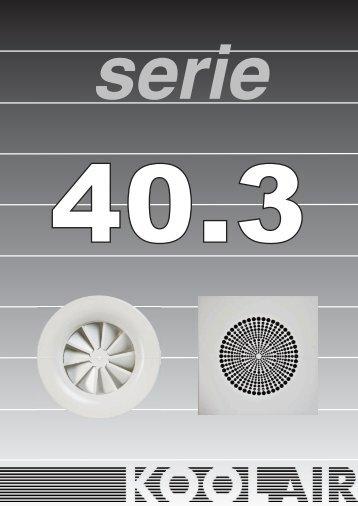 serie 40.3 - Koolair