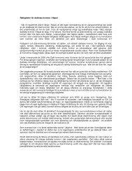 rättigheter för Dalitkvinnor - Helsingborgsdialogen