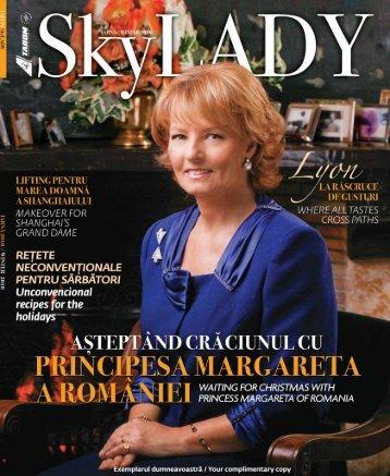 SkyLADY - Tarom