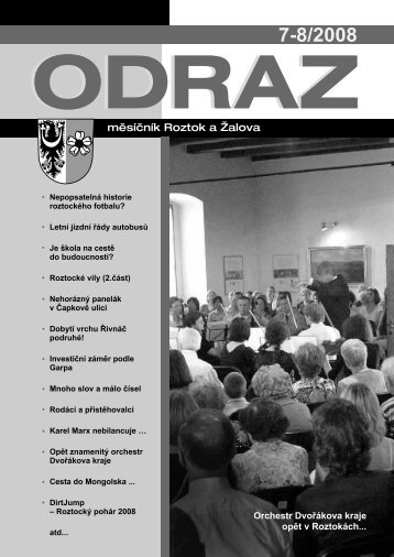 Odraz 07 - Město Roztoky
