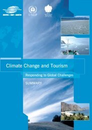 Climate Change and Tourism - Caribbean Tourism Organization