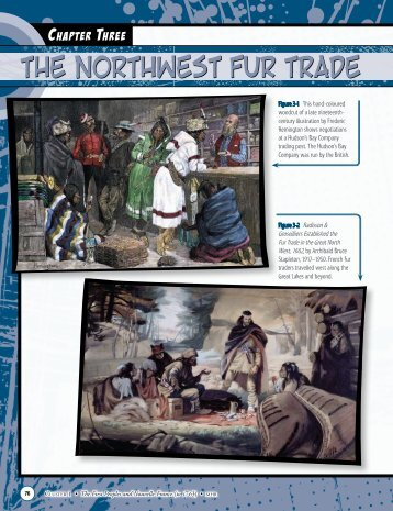 The Northwest Fur Trade - McGraw-Hill Ryerson