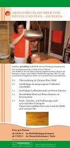 Erlebnis-Arrangements 2014 - AKZENT Hotel Nussknacker - Seite 4