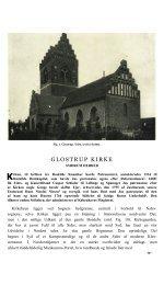 GLOSTRUP KIRKE - Danmarks Kirker