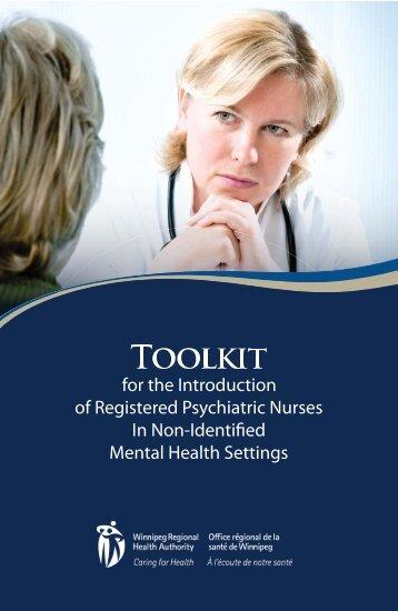 RPN Toolkit - Winnipeg Regional Health Authority