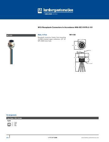 390144671543 additionally Omron M12 Connector also High Voltage Elbow Connectors further  on tyco 5 pin wiring diagram receptacle