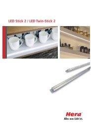LED Stick 2 / LED Twin-Stick 2 - Sonepar