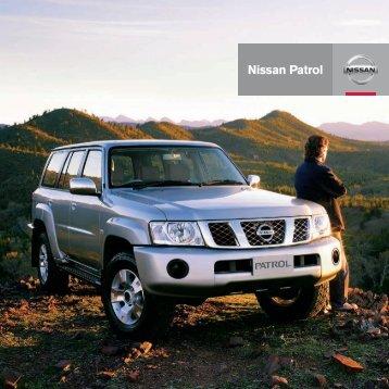 Nissan Patrol - Nissan Cambodia
