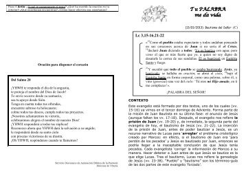 Bautismo del Señor C (130113).pdf - ICMICA MIIC