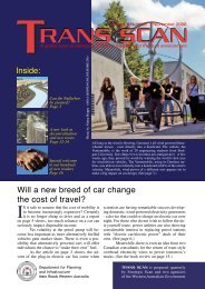 Volume 9 Number 3 November 2008 - Western Australian Planning ...