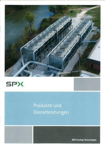 SPX Cooling Technologies - schubag AG