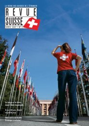 Download PDF Revue Suisse 2/2007