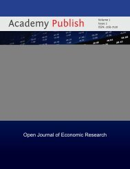Download complete journal in PDF form - Academy Publish