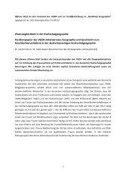 Offener Brief als PDF - AK Geographie und Geschlecht