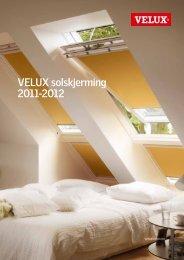 VELUX solskjerming 2011-2012 - Sem Bruk AS