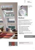 VELUX solskjerming 2011-2012 - Sem Bruk AS - Page 7