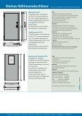 Steinau-Kühlraumtüren als PDF - Seite 2