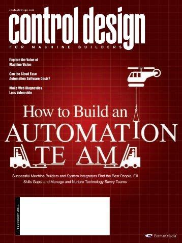 February 2011 - Control Design