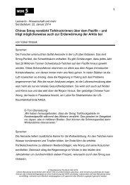 Die Kehrseite des Wirtschaftsbooms (PDF-Download: 70,9 ... - WDR 5
