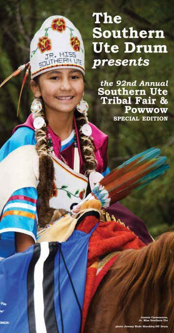 presents - Southern Ute Indian Tribe