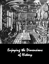 Enjoying the Dimensions of History - Fort Huachuca - U.S. Army