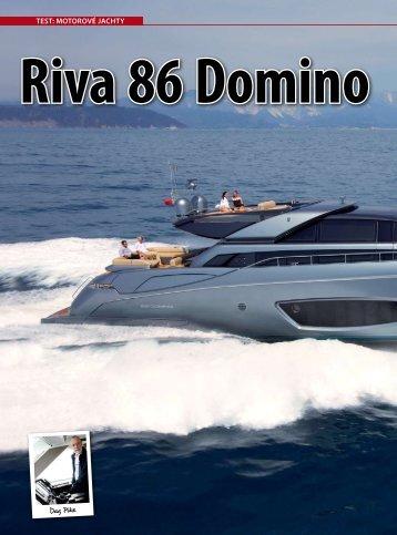 test Yachting Revue - Lodě a jachty Radek Mašín