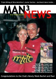 May June 2003 Newsletter v1.pub - Manchester Triathlon Club