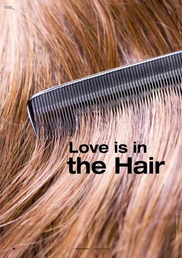 Haare: Love is in the Hair - Springer GuP