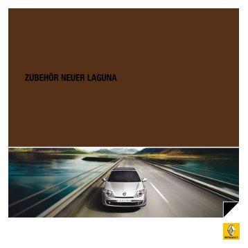 ZUBEHÖR NEUER LAGUNA - Renault Zürich SA
