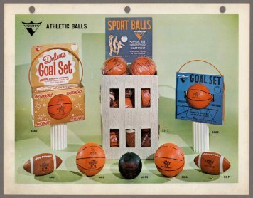 Athletic Balls - 1964 PDF download