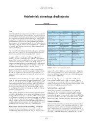 Neželeni učinki sistemskega zdravljenja raka - Onkološki inštitut