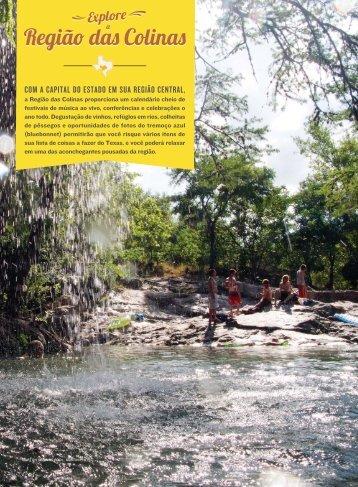 Região das Colinas - TravelTex