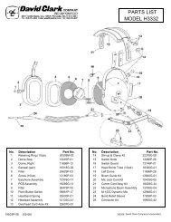 View parts list/schematic on