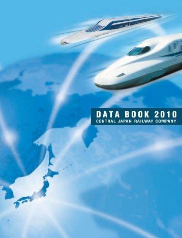 DATA BOOK 2010 - Central Japan Railway Company - JR東海