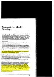 Utdrag bok om styrelsearbete bilaga 2 - Schacksnack