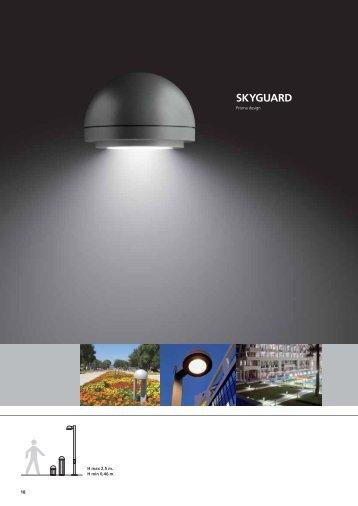 skyguard wall