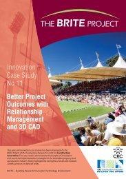 Case Study 11 - Construction Innovation