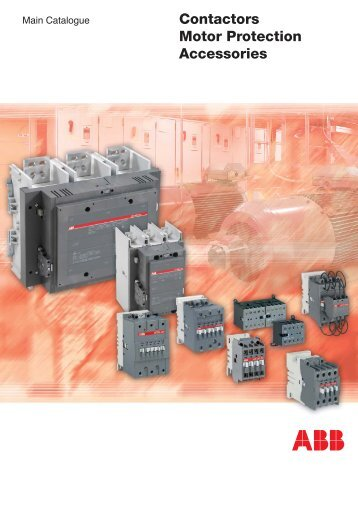 Magazines for Abb motor protection relay catalogue