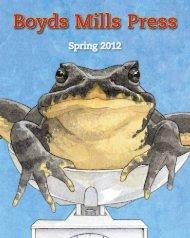2012 SPRING PDF - Boyds Mills Press