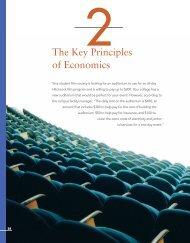 The Key Principles of Economics