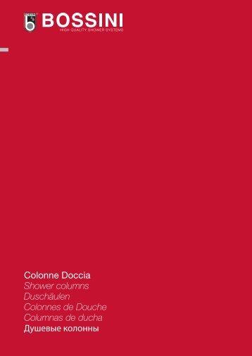 Colonne Piscina - Bossini